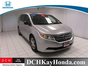 Contact Ray Furslew for Assistance with this 2012 Honda Odyssey EX-L Special at DCH Kay Honda