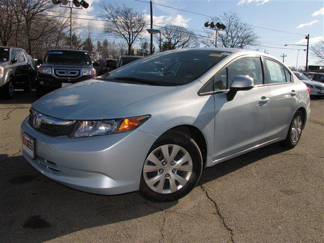 Contact Ladi Shehu for Assistance with this 2012 Honda Civic Sdn 4dr Auto LX Special at DCH Paramus Honda