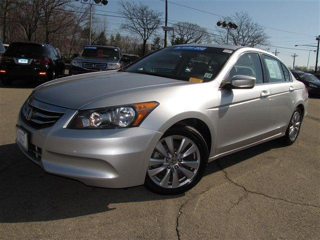 Contact Ladi Shehu for Assistance with this 2012 Honda Accord Sdn 4dr I4 Auto EX-L  Special at DCH Paramus Honda
